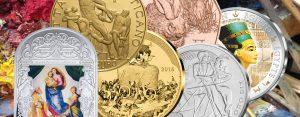 Sammlermünzen mit Kunstmotiven: Schönheit, Geschichte und Wert