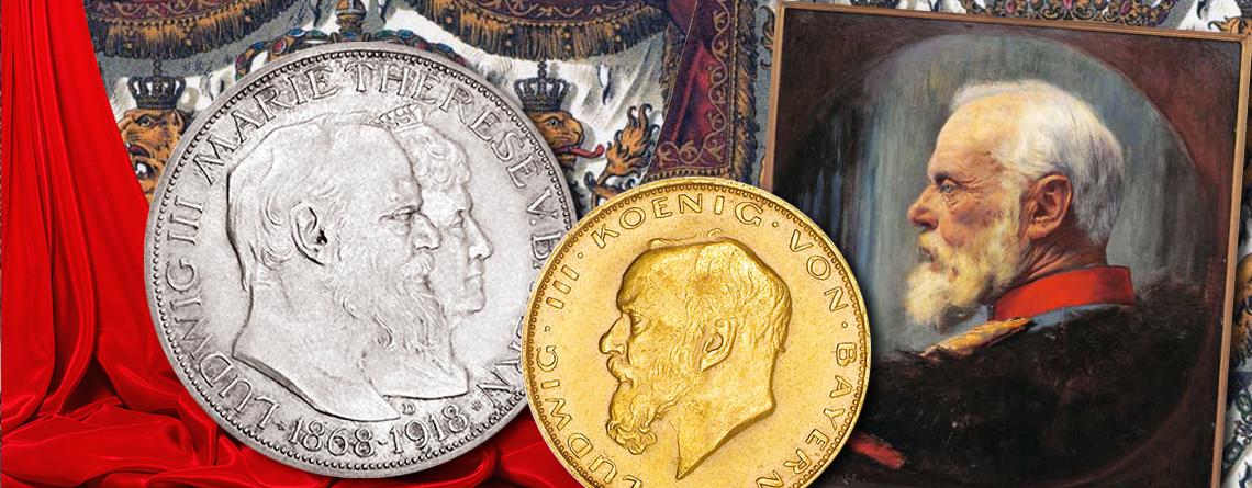 7. Januar 1845 — Bayerns letzter König Ludwig III. wird geboren