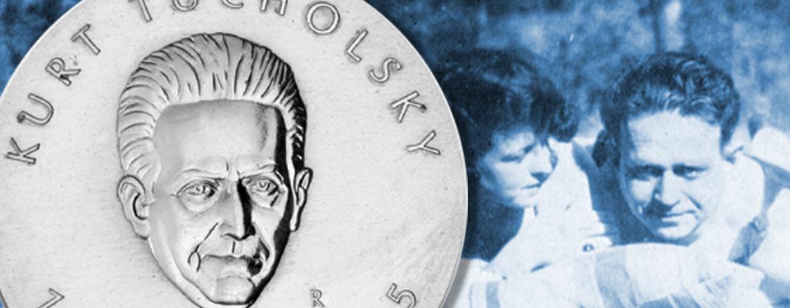 9. Januar 1890 — Kurt Tucholsky wird geboren