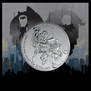 Kanada 20 Dollars 2016, 999,9er Silber, 7,96g, Ø 27mm, im Blister, st, Auflage: 300.000