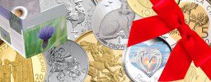 Münzen zu jedem Anlass – Geschenktipps