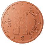 San Marino 2 Cent 2017 (Zweite Serie)