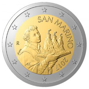 San Marino 2 Euro 2017 (Zweite Serie)