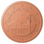 San Marino 5 Cent 2017 (Zweite Serie)