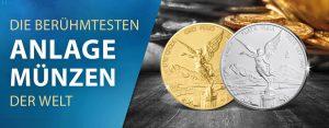 Die berühmtesten Anlagemünzen der Welt: Mexikos Libertad
