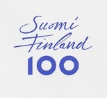 Offizielles Logo der finnischen Mint zu den Unabhängigkeits-Münzen