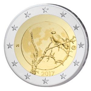 Finnland 2 Euro-Gedenkmünze 2017 – Die Natur Finnlands
