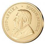 Die berühmtesten Anlagemünzen der Welt: Südafrikas Krügerrand