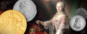 300. Geburtstag Maria Theresia – Erzherzogin von Österreich, Königin, Kaiserin