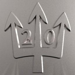 """Privy Mark zum Jubiläum """"20 Jahre Britannia"""""""