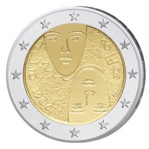 Finnland 2 Euro-Gedenkmünze 2006 - 100 Jahre allgemeines und gleiches Wahlrecht