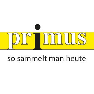 Primus - so sammelt man heute. Für alle Münzen- und Briefmarkensammler ein starker Partner