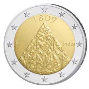 Finnland 2 Euro-Sondermünze 2009 – 200. Jahrestag der Autonomie