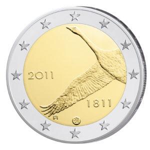 Finnland 2 Euro-gedenkmünze 2011 – 200 Jahre Nationalbank
