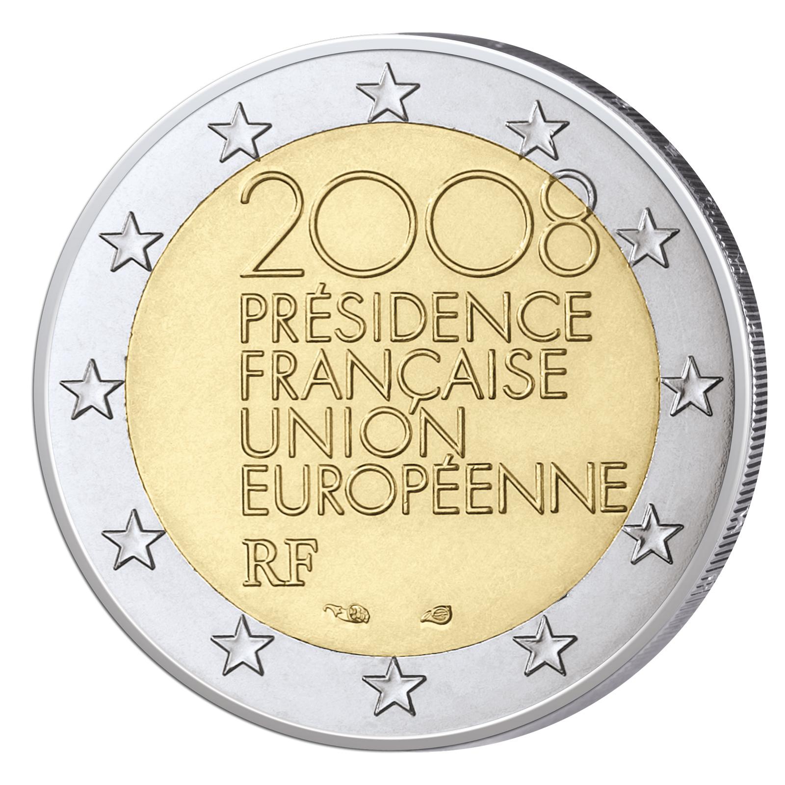 2 Euro Sondermünzen 2008 Primus Münzen Blog