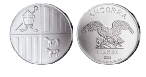 Technische Daten Silber Anlagemünzen / Bullion Silbermünzen