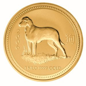 Australien Lunar I Gold