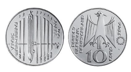 10 Euro Münzen Aus Deutschland 2014 Primus Münzen Blog