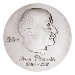 DDR 5 Mark 1983 125. Geburtstag Max Planck