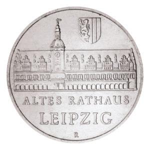 DDR 5 Mark Gedenkmünzen 1984 – 1985