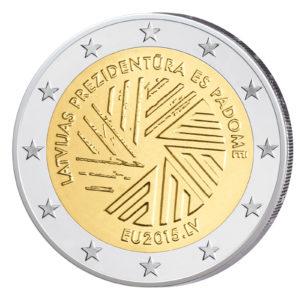 Lettland_2_Euro_EU_Praesidentschaft_2015_Rand