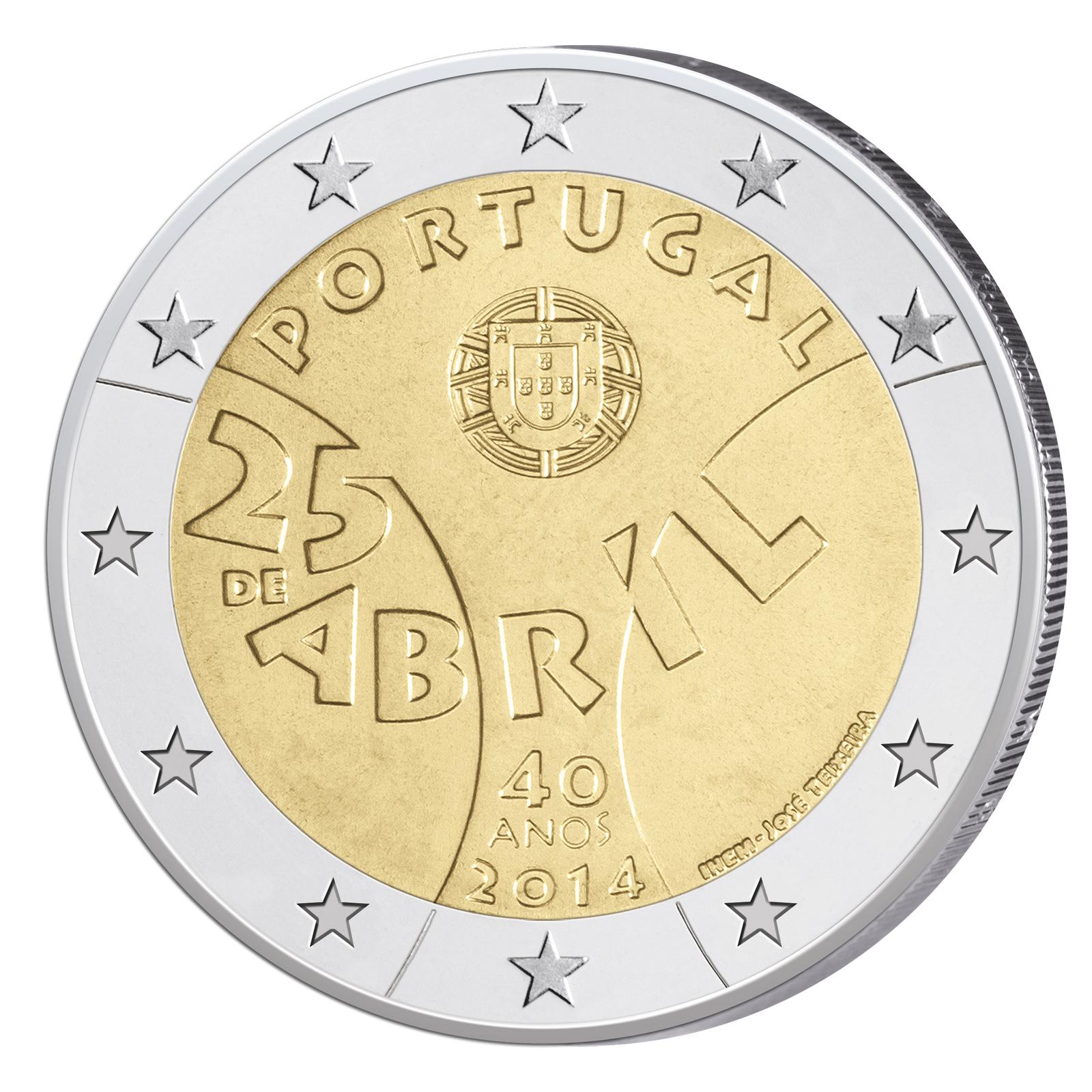 2 Euro Sondermünzen 2014 Primus Münzen Blog