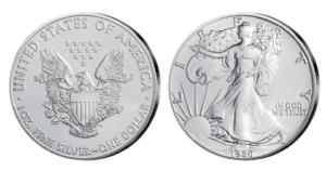 USA Silver Eagle