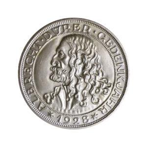 Weimarer Republik 3 Reichsmark Gedenkmünzen 1928 – 1929