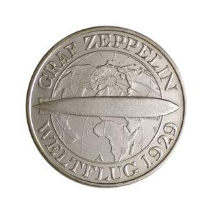 Weimarer Republik 3 Reichsmark Gedenkmünzen 1930 – 1932