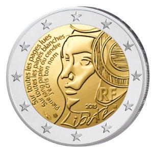 Frankreich 2 Euro-Gedenkmünze 2015 - 225. Jahrestag des Föderationsfestes 1790