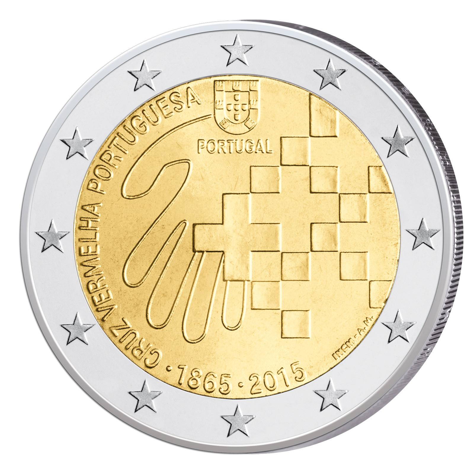 2 Euro Sondermünzen 2015 Primus Münzen Blog