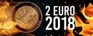 2 Euro Gedenkmünzen 2018 – Münzbilder und Informationen zu den Themen der neuen 2 Euro-Münzen 2018