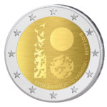 "Estland 2 Euro-Gedenkmünze 2018 ""100 Jahre Republik Estland"""