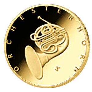BRD 50 Euro 2020 Orchesterhorn, Copyright BVA