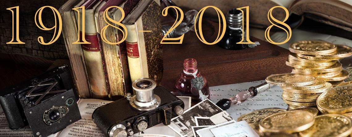 Vor 100 Jahren… Ein numismatischer Jubiläums-Überblick – 1918-2018