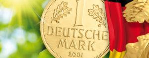 Deutschlands Goldmünzen: BRD 1 DM 2001 Gold – die erste und letzte, die einzige Goldmark der BRD