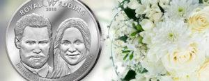 Royale Hochzeiten und Münzen