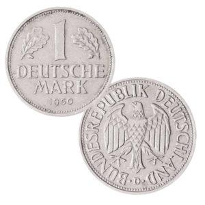 BRD 1 DM 1950