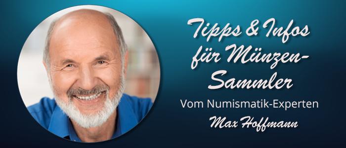 Max Hoffmann Numismatiker