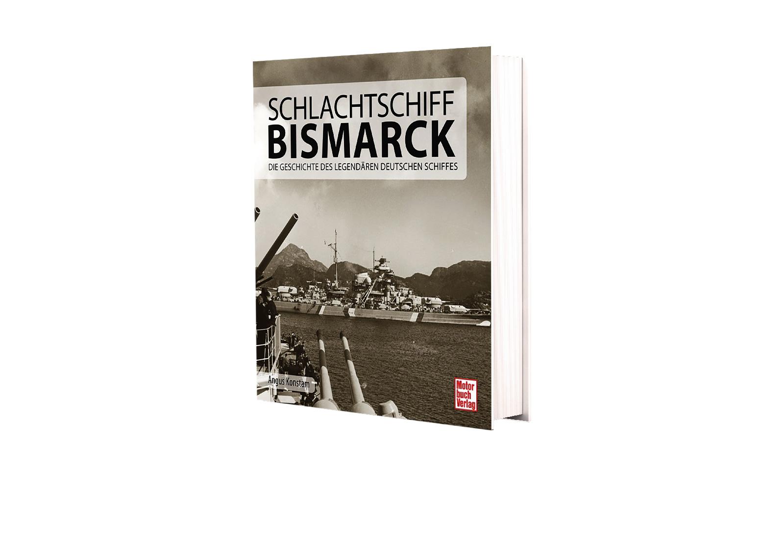 Schlachtschiff Bismarck Legendäres Deutsches Schiff Literatur