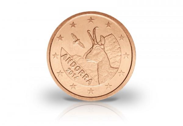 2 Cent 2014 Andorra