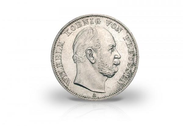 Königreich Preußen Siegestaler Silber 1871 Königreich Preußen