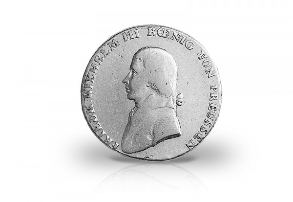 Preußen Silbertaler König Friedrich Wilhelm Iii 1800 1809 Thun