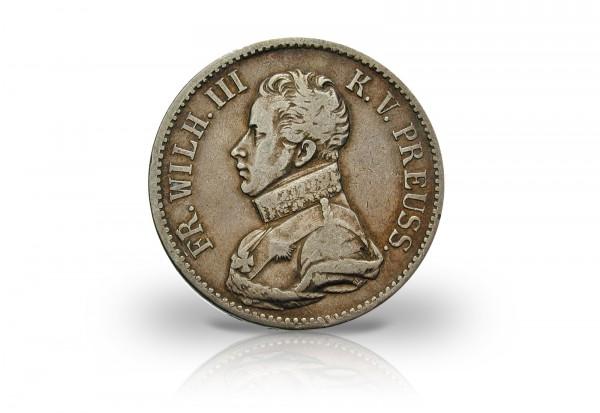 Preußen Friedrich Wilhelm Iii Kammerherrentaler 1816 1817 Ss 750er