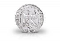 Zusatzbild zu 1 Reichsmark 1925-1927 Weimarer Repubulik Jaeger-Nr. 319