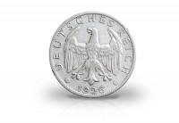 Zusatzbild zu 2 Reichsmark 1925-1931 Weimarer Republik Jaeger-Nr. 320