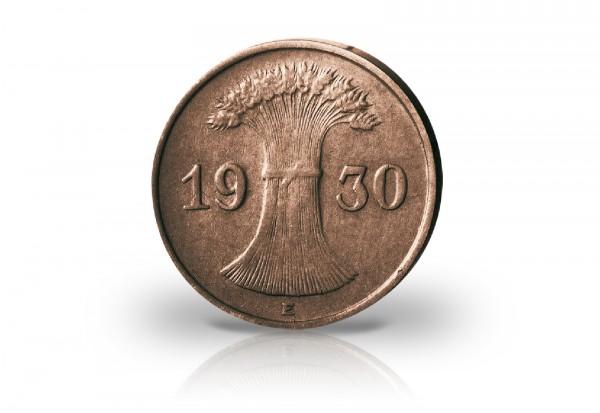Weimarer Republik 1924-1936 1 Reichspfennig J.313