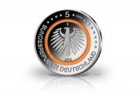 Zusatzbild zu 5 Euro 2018 Deutschland Subtropische Zone st im Numisbrief