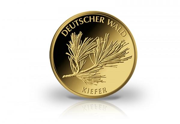 Brd 20 Euro Goldmünze Kiefer 2013 20 Euro Gold Gedenkmünzen