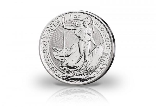 Britannia 1 oz Silber 2019 Großbritannien